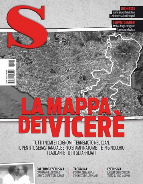 S cronache siciliane, la copetina del numero di giugno