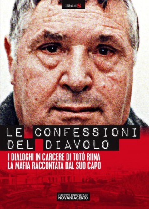 Riina - le confessioni copertina del libro