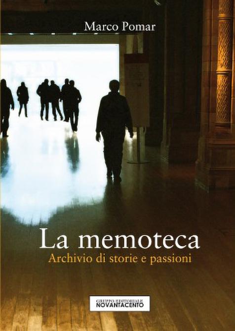 copertina del libro Memometca di Marco pomar
