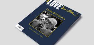 copertina magazine I Love sicilia 150