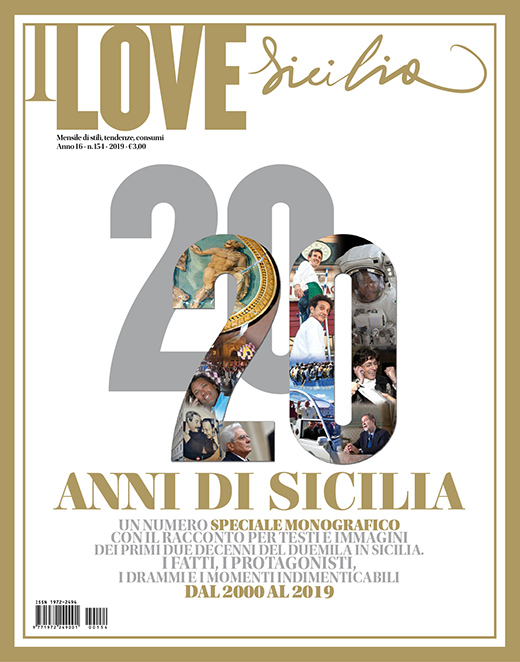 I Love Sicilia 154 speciale 2020