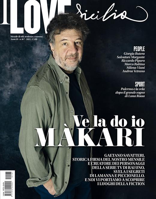 copertina di ilove sicilia conGaetano Savatteri